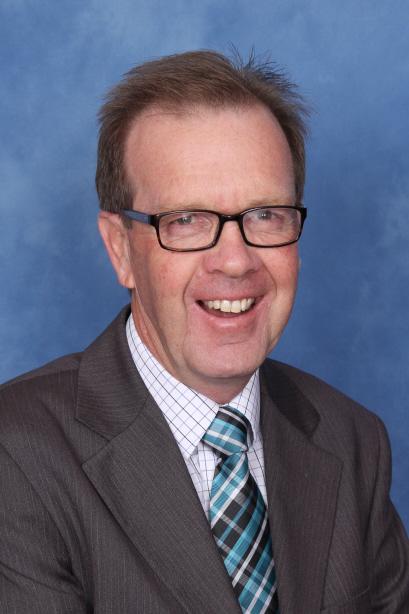 Graeme Feeney Primary Principal