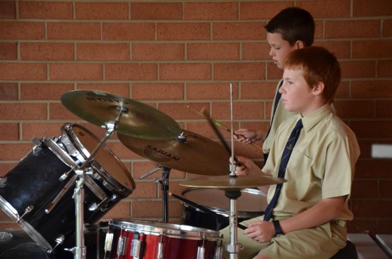 Music Dept - Drummer