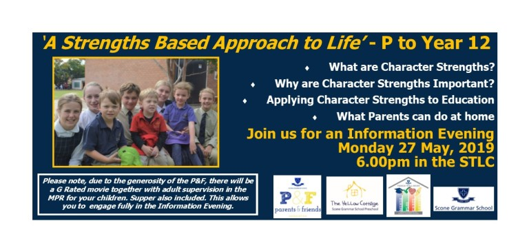 A Strengths Based Approach toLife Pareant Invitation
