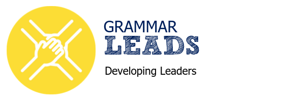 Grammar LEADS website banner